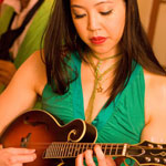 Katherine Lee on Mandolin